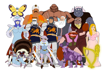 Thundercats Movie Characters on Thunder Cats On Thundercats Lair A Resource Site