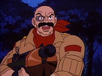 Thunder Cats Episode Guide on Third Earth To Hunt The Thundercats Using His Multi Barreled Gattling