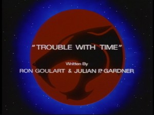 Thunder Cats Episode Guide on Trouble With Time     Thundercats Lair