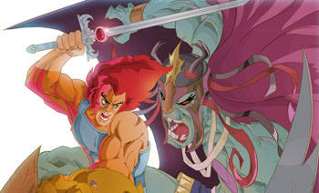 Thundercat Comics on Thundercats Comic Image