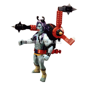 Thundercats Toys on Ljn Thundercats Prototypes   Mumm Ra With Purple Body
