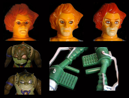 Thundercats Toys on The Ljn Thundercats Toy Line Only Ran For 3 Years But In That Short