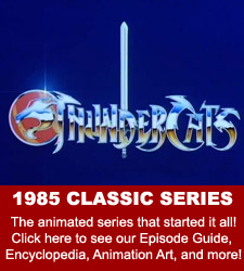 ThunderCats - 1985 animated series