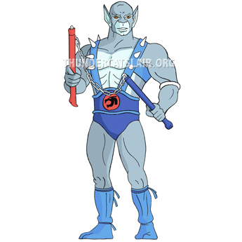 Thundercats Movie Characters on Thundercats Encyclopedia   Panthro