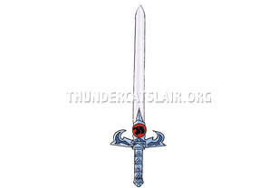 Sword Thundera on Sword Of Omens
