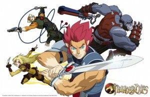 Warner Brothers Thundercats on Warner Bros  Issue First Official Image Of The New 2011 Thundercats