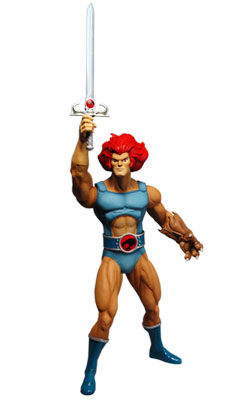 Thundercat Lair on Mezco Announces Lion O 14    Figure     Thundercats Lair