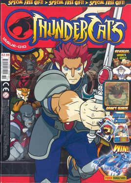 Thundercats Series on New Series     Thundercats Lair