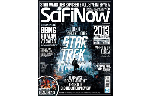 Micheal Jelenic and Dan Norton talk ThunderCats in SciFiNow magazine!